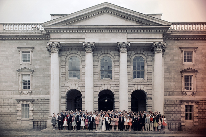Trinity College Chapel Wedding Photography