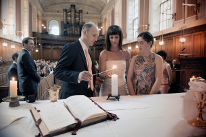 Wedding Photography at Trinity College Chapel