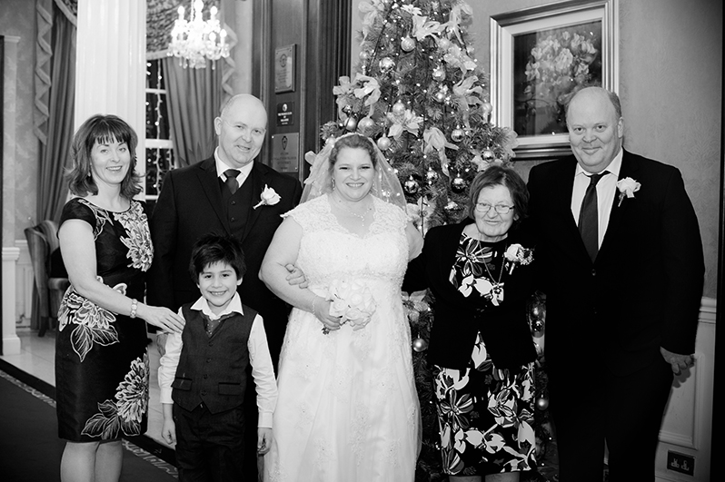 Wedding photography at The Grand Hotel