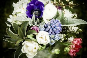 Bridal Bouquet at Dublin Wedding