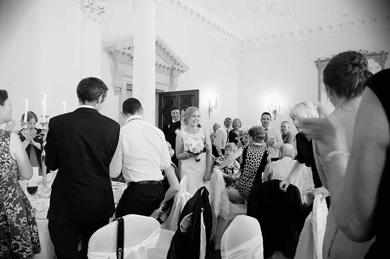 Hibernian Club Dublin Wedding Picture