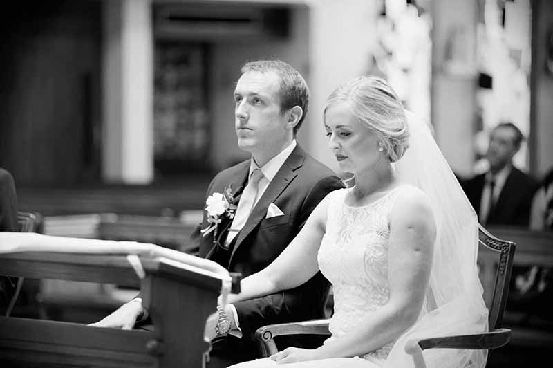 St. Anthony's Church, Clontarf Wedding Photograpy