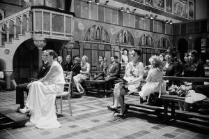 University Church Wedding Photo