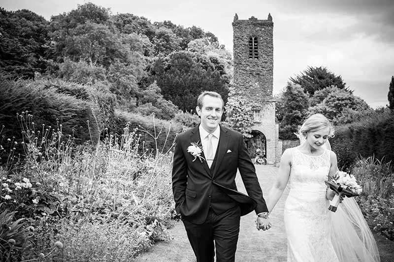 Wedding photography at Wedding photograph in St. Annes Park Clontarf