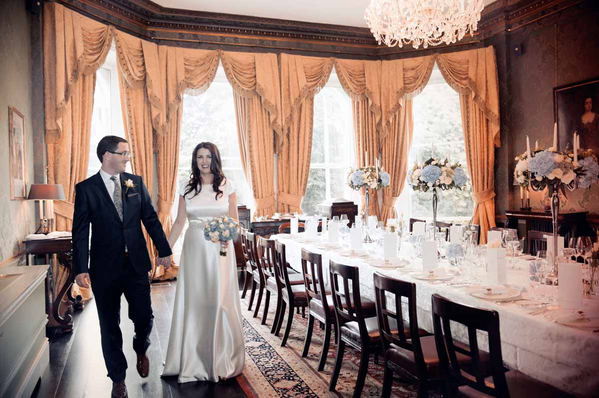 Shelbourne Hotel Wedding Photograph