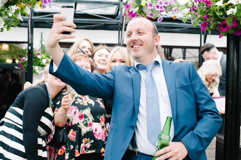 Wedding held in the Beaufield Mews