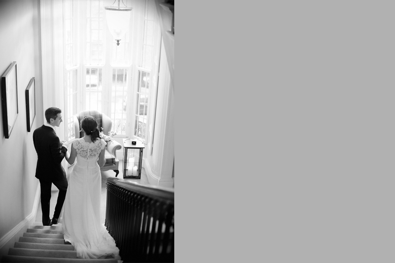 Wedding Photograph at No. 25 Fitzwilliam Place