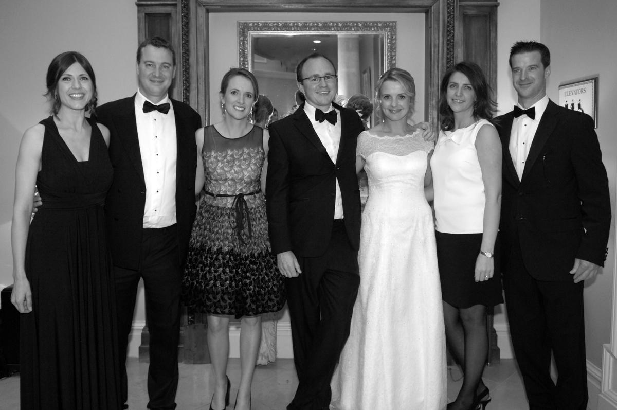 Westin Hotel Wedding Photo