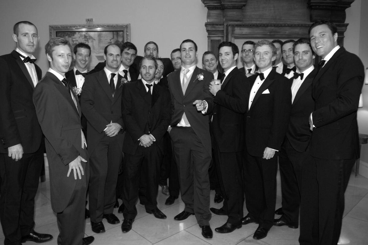 Westin Hotel Wedding Reception Photo