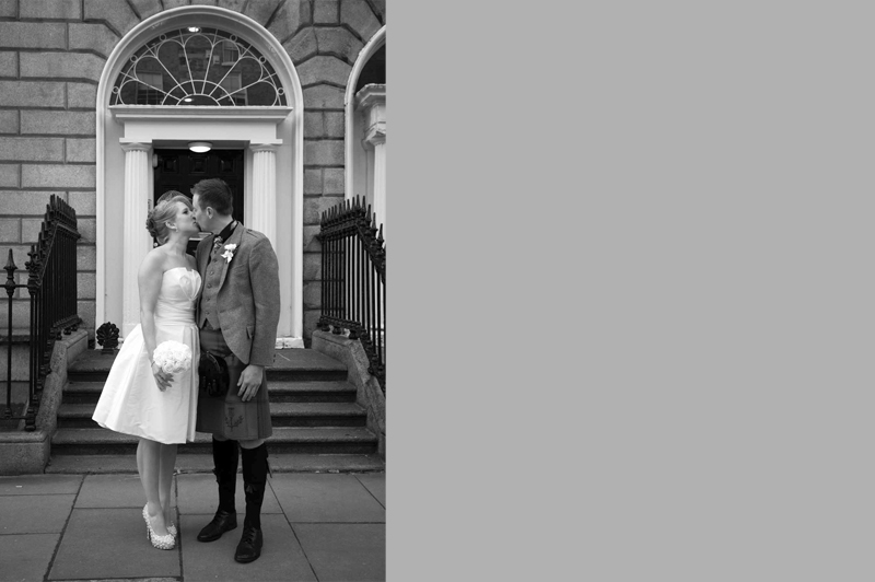 Dublin City Centre Wedding