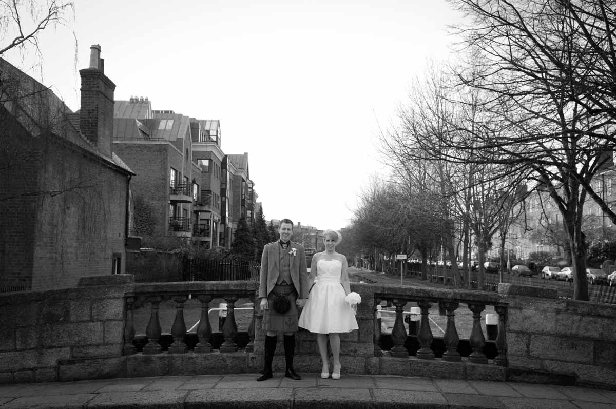 Dublin Wedding Photo