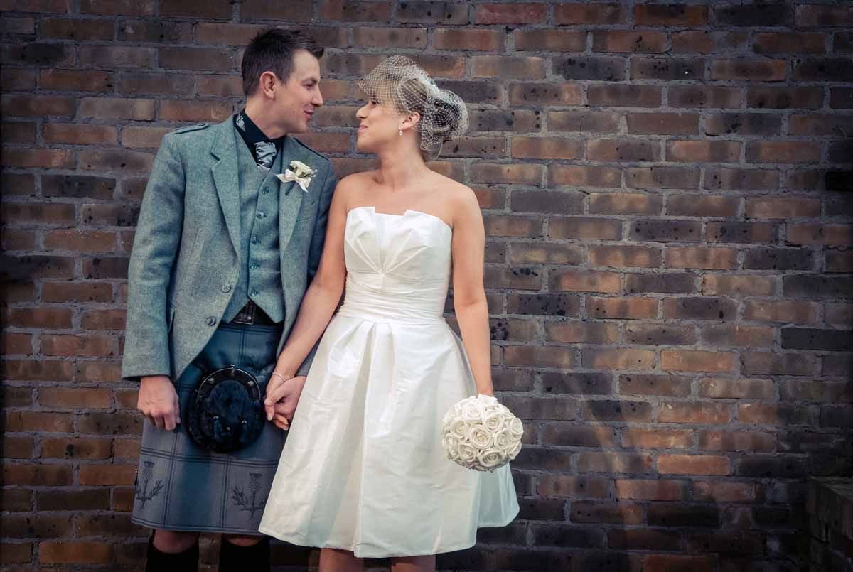 Registry Office Wedding Ceremony in Dublin
