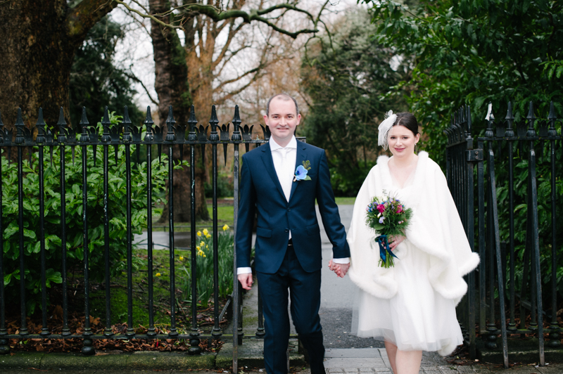 St. Stephen's Green Wedding Photography