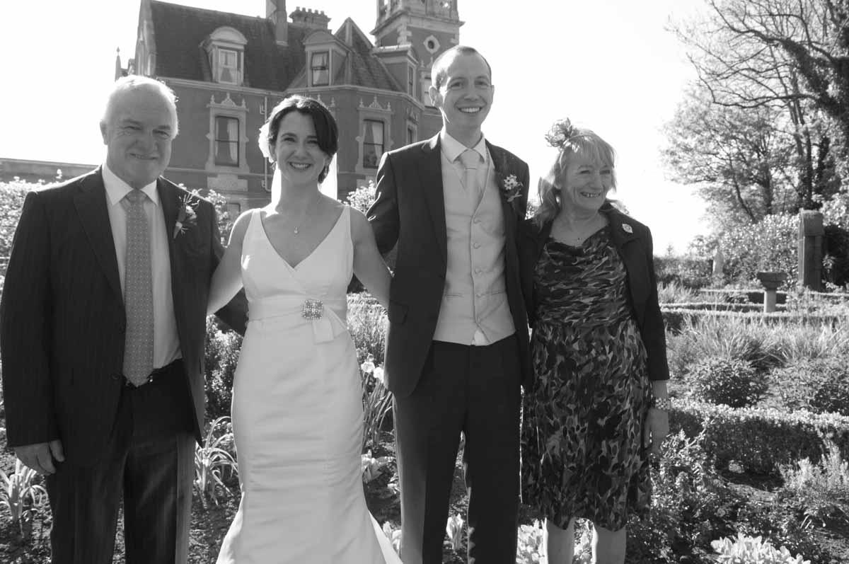 Killashee House Wedding