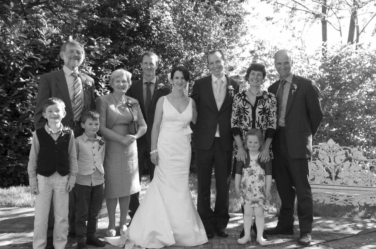 Killashee House Wedding Photograph
