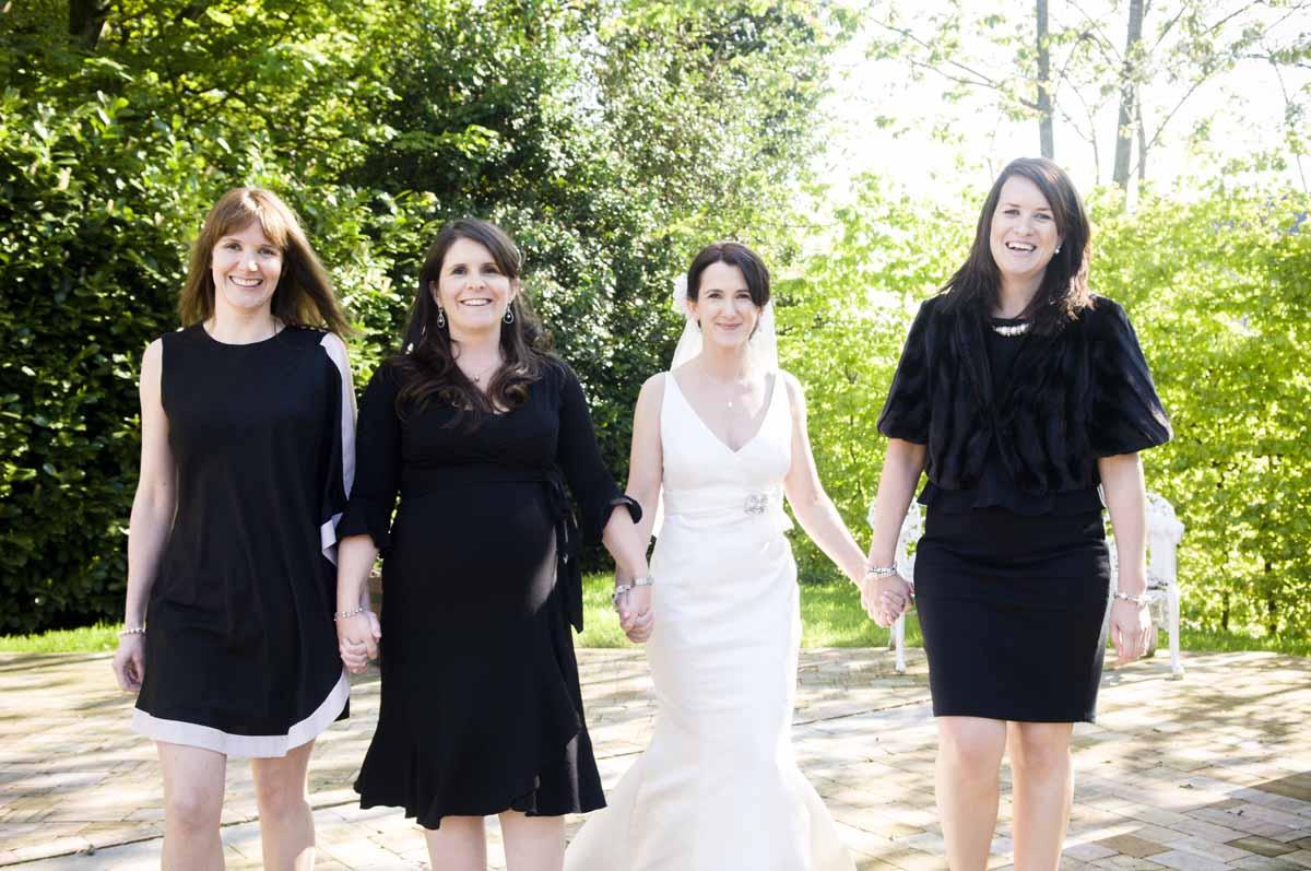 Killashee House Wedding Photo