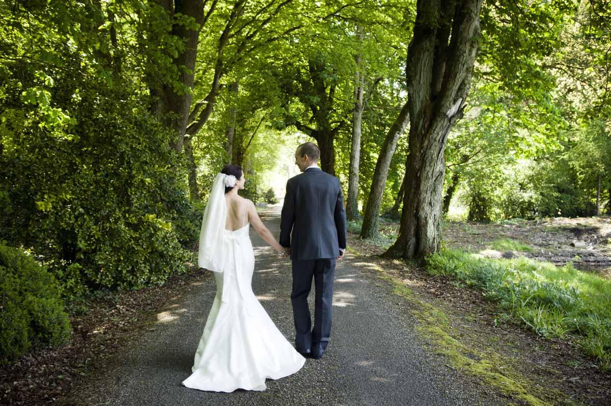 Killashee House Hotel Wedding Photograph