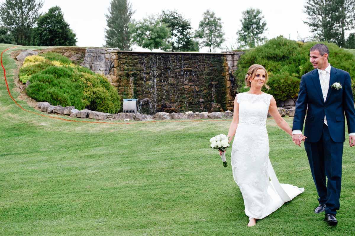 A Clarion Hotel Dublin Wedding Photograph
