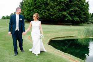 Clarion Hotel Wedding Photograph