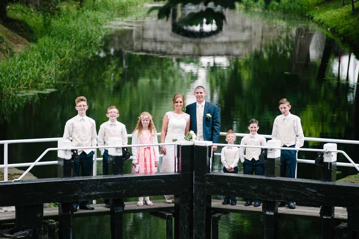 Registry Office Wedding Photograph in Dublin