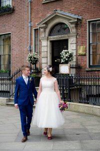 Registry Office Wedding Photographer in Dublin