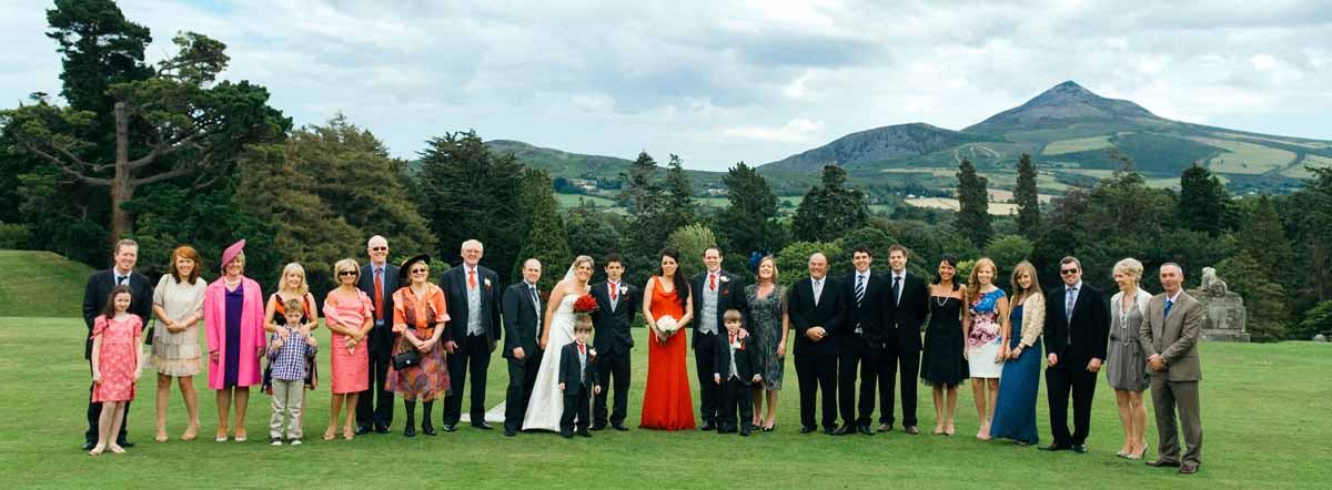 Powerscourt Wedding Photograpy