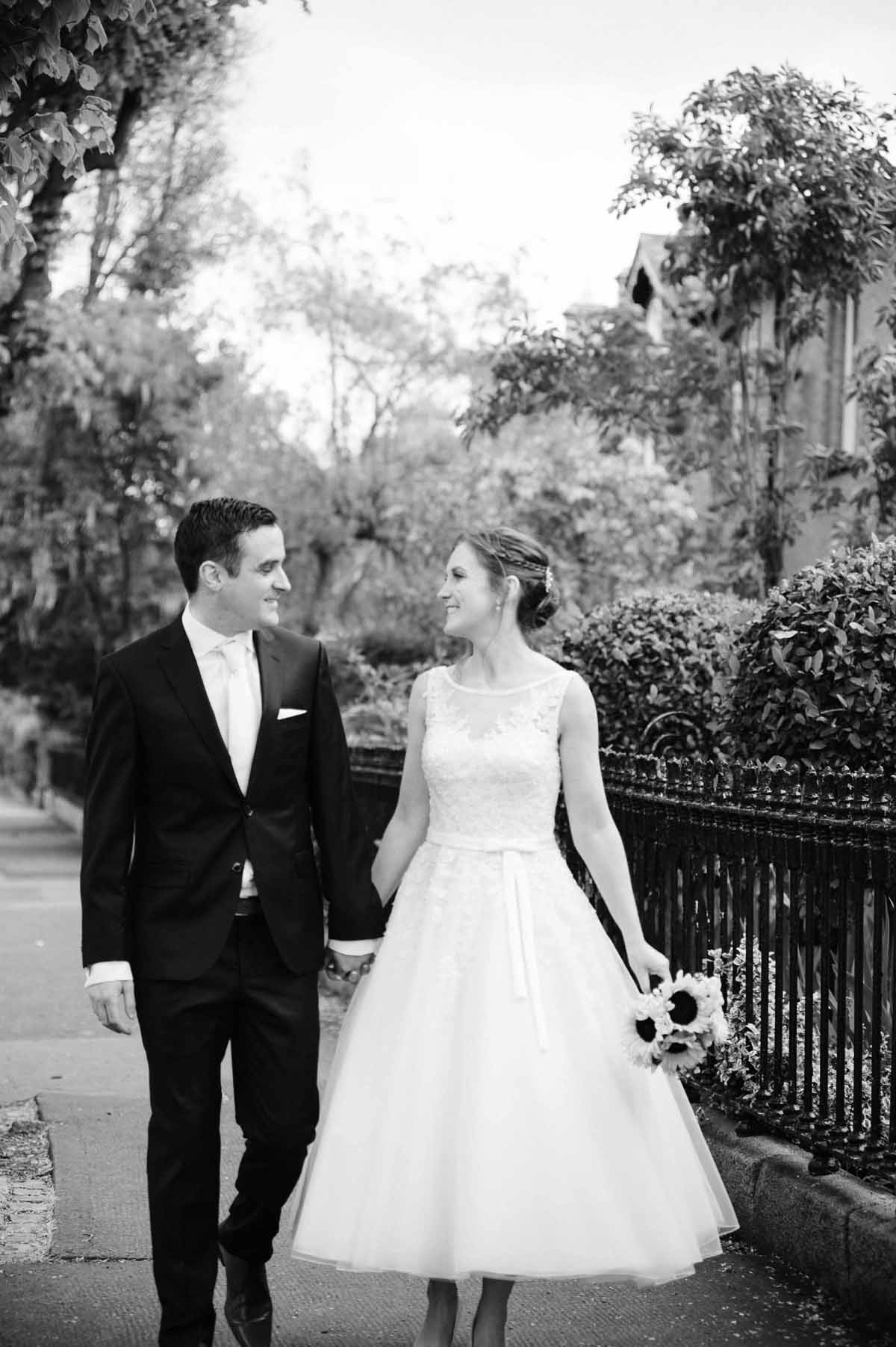 A Dylan Hotel Wedding Photograph