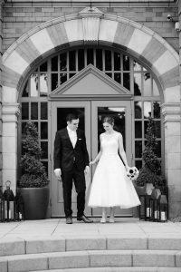 A Dylan Hotel Wedding Reception Photograph