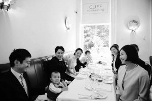 Cliff Town House Wedding