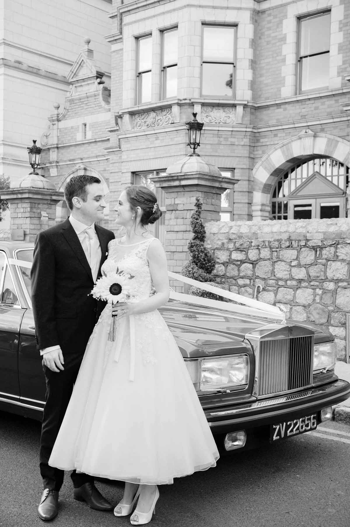 Dylan Hotel Wedding Reception Photograph