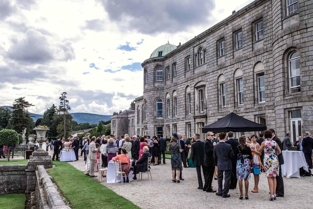 Powerscourt Wedding Photography