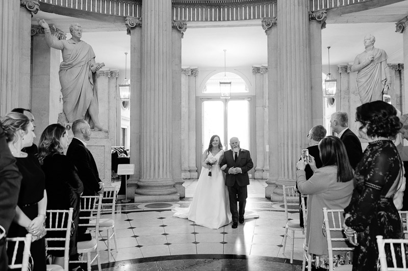 city hall wedding photos