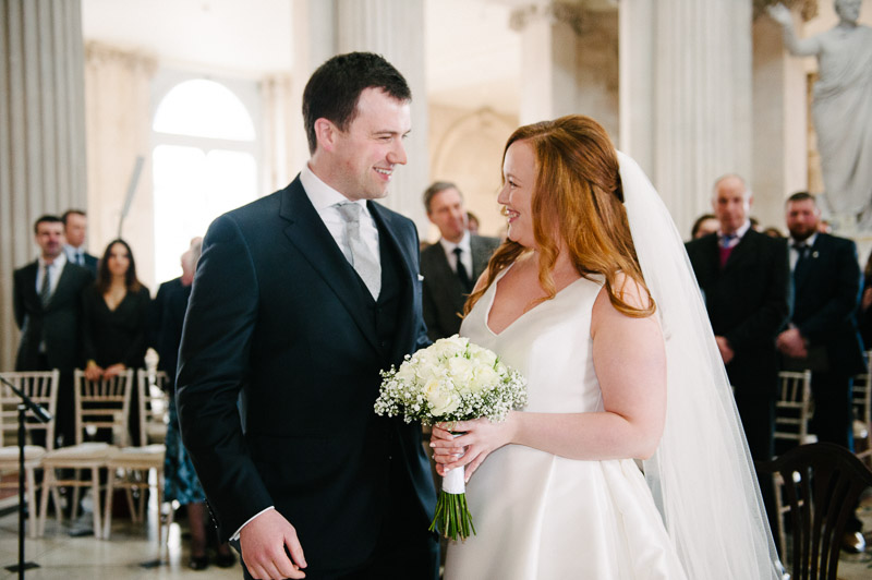 City Hall wedding in Dublin