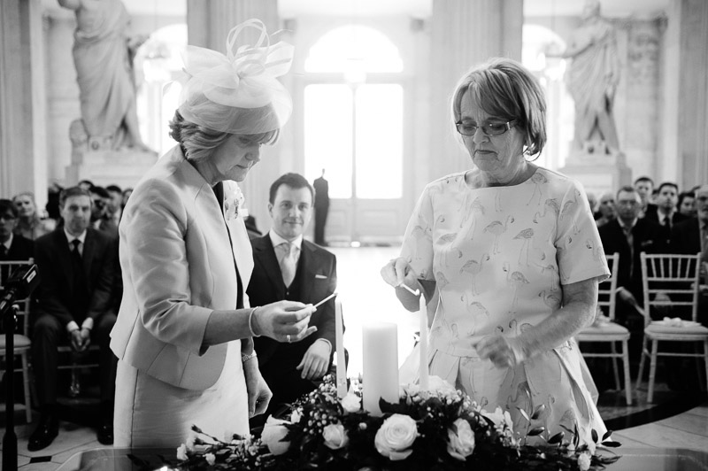 City Hall Wedding Ceremony Photography