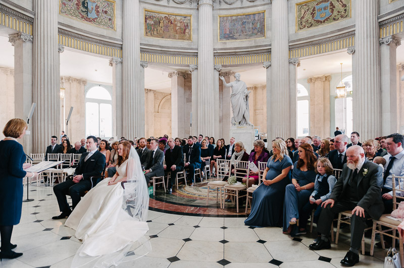 City Hall Marriage Ceremony Photograph
