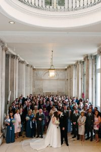 City-Hall-Wedding Photography