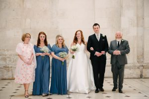 City-Hall-Wedding Photograph
