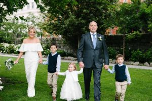 Dylan Hotel Wedding Photograph