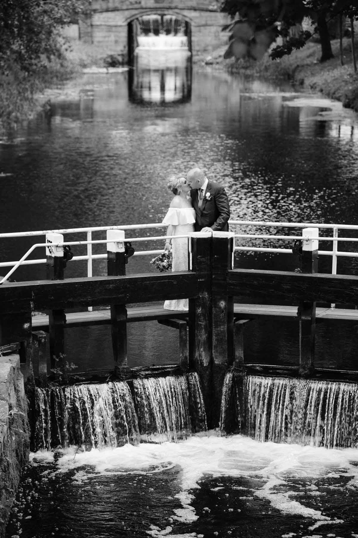 Registry Office Wedding Photo