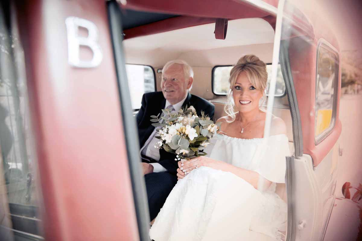 Registry Office Wedding Photograph