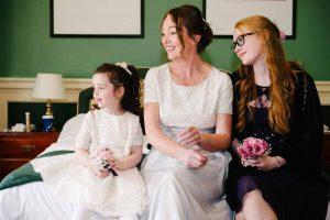 National Gallery Dublin Wedding Photo