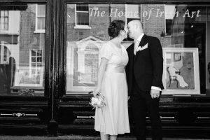 National Gallery Wedding Dubin Ireland