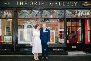 National Gallery Wedding Photography
