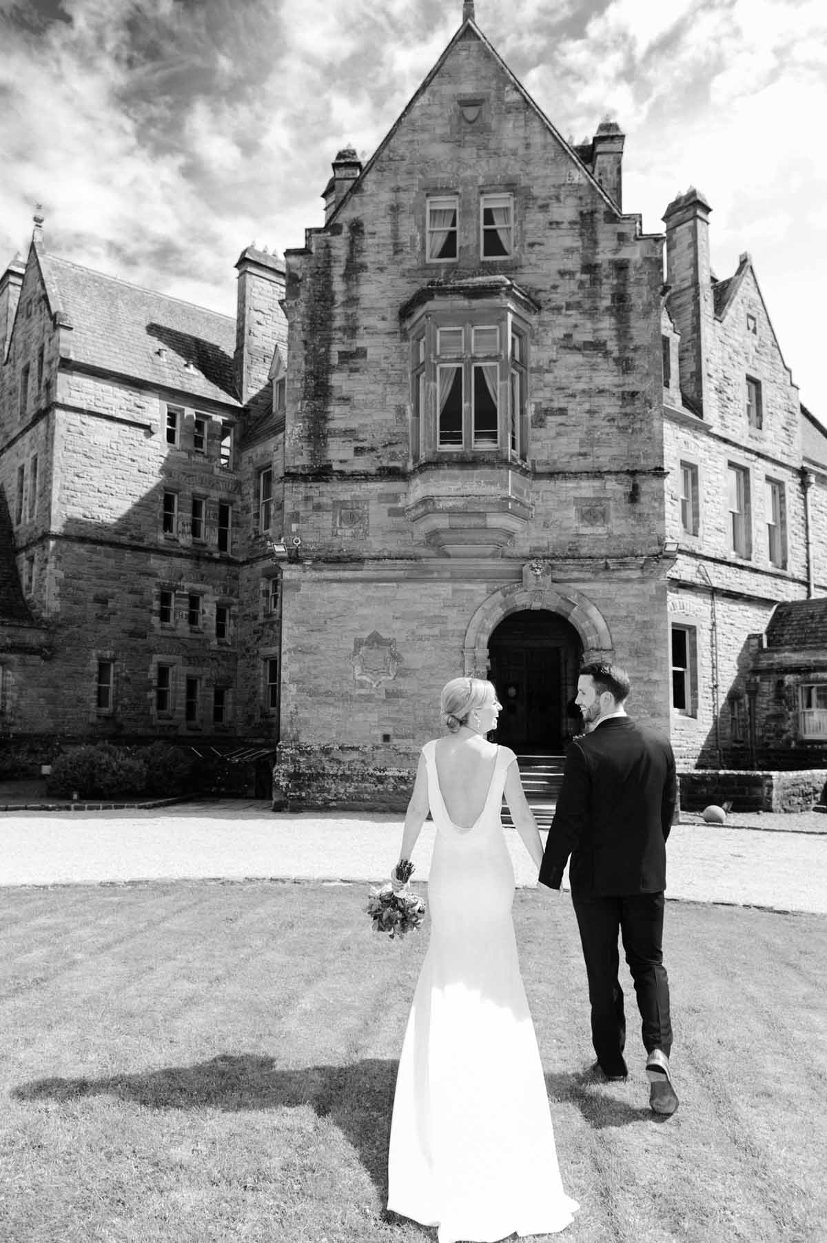 Castle Leslie Wedding Photo
