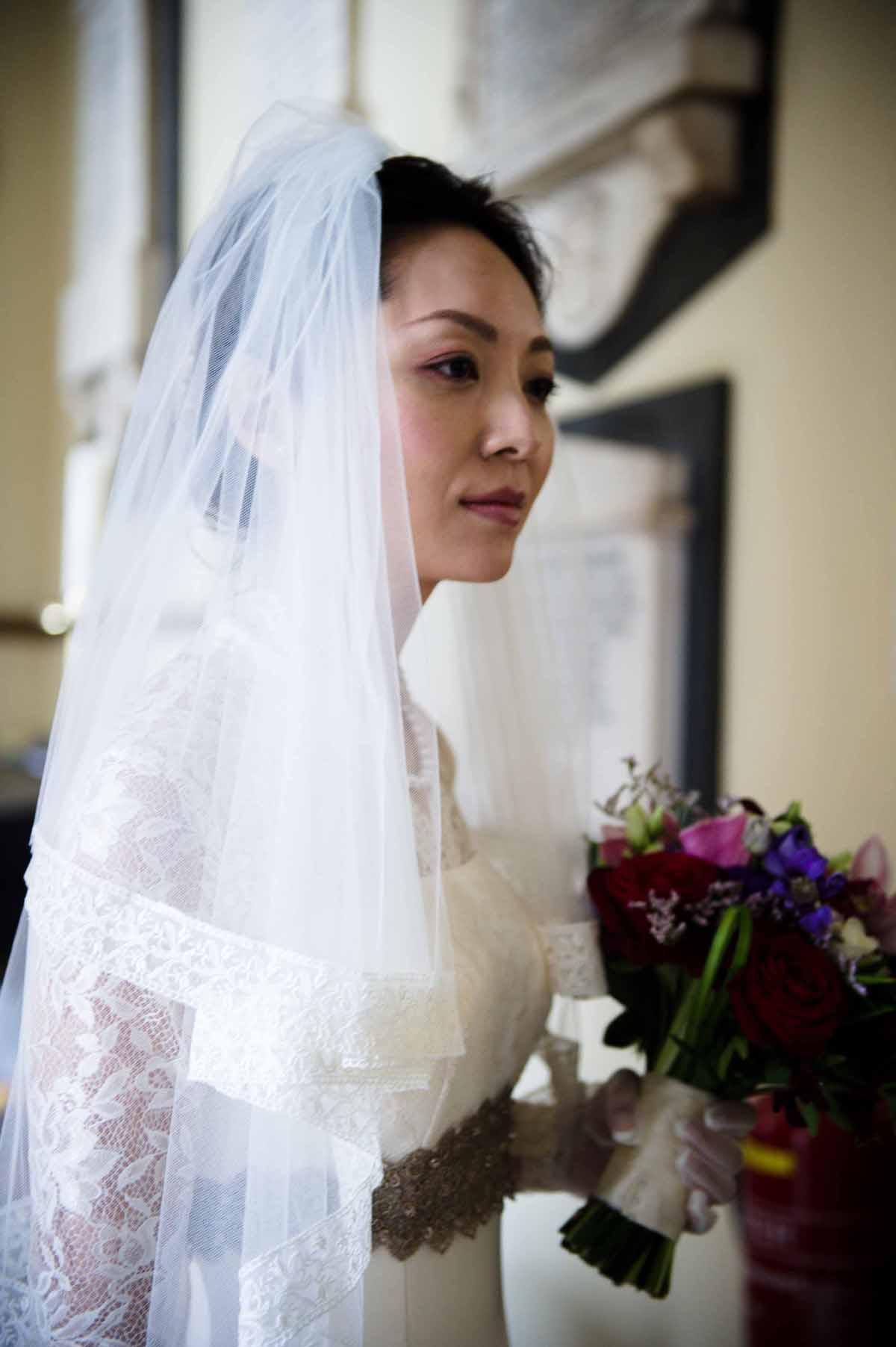 Trinity Chapel Wedding Photograph