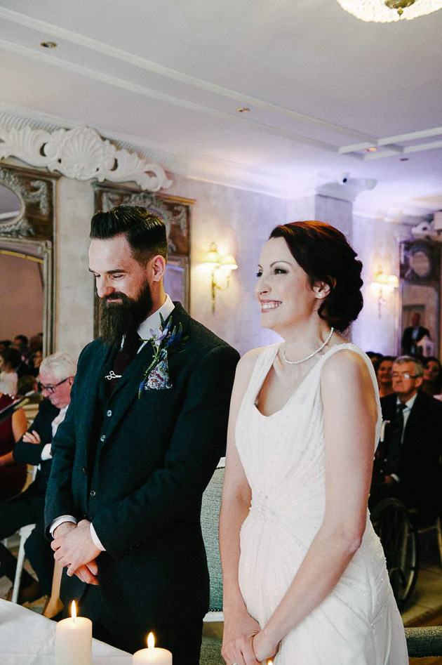Conyngham Arms Hotel Wedding Photo
