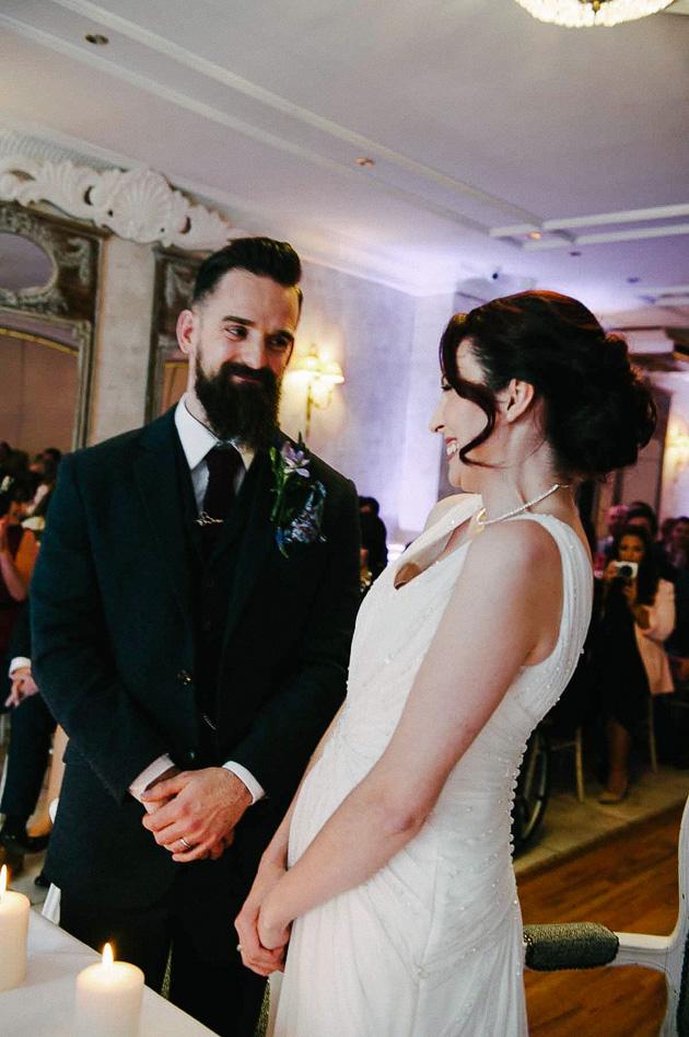 Conyngham Arms Hotel Wedding Photo