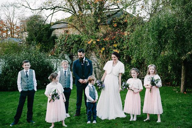 A Conyngham Arms Hotel Slane Wedding Photo