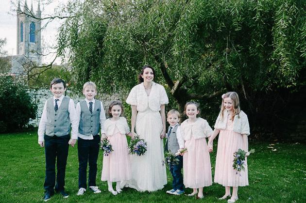 A Conyngham Arms Hotel Wedding Photograph