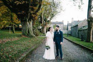 A Slane Wedding Photo
